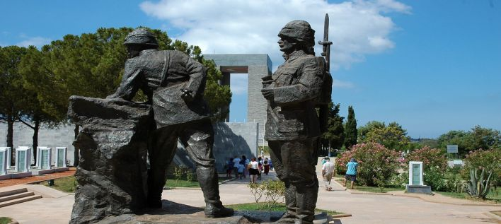 Private Troy & Anzac Tour